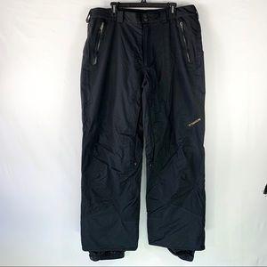 Columbia Titanium Omni-Tech Snow Pants XL